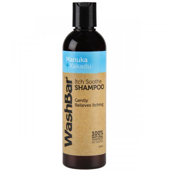 WashBar Itch Soothe Shampoo - Manuka + K...