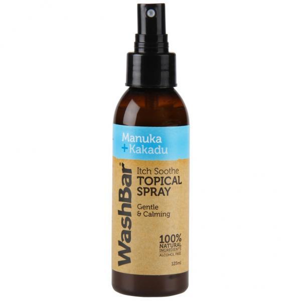 WashBar Itch Soothe Spray - Manuka + Kakadu