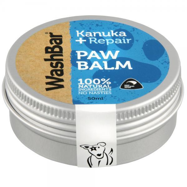 WashBar Paw Balm - Kanuka + Repair